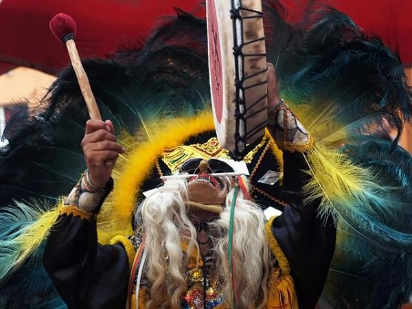 I talk with Malinche about Shamanism and Psychomagic
