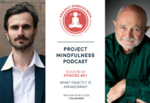 Podcast with Dr. John Yates (Culadasa) about his book The Mind Illuminated and his new upcoming book